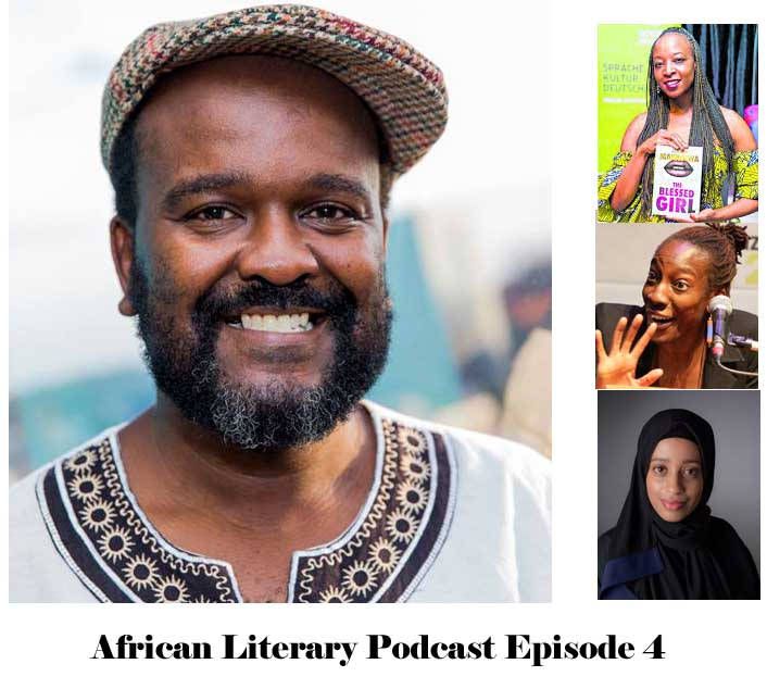 African literary podcast episode 4