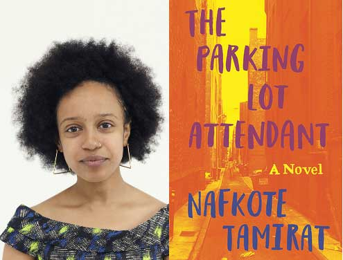 Nafkote Tamirat's The Parking Lot Attendant