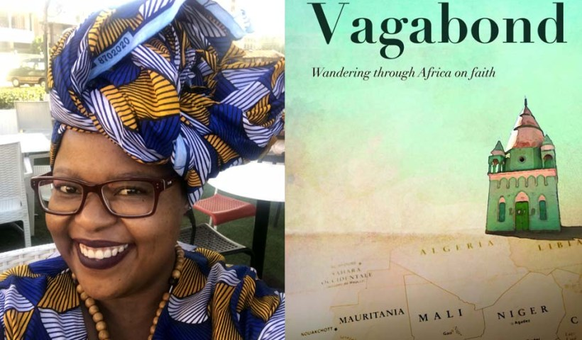 "Lerato Mogoatlhe travel memoir ""Vagabond"" out in September 2018."