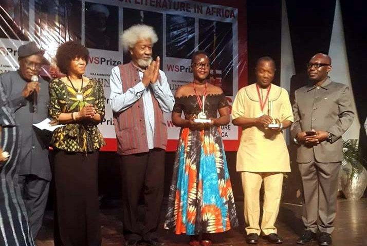 Prof Tanure Ojaide, Harriet Anena are joint Wole Soyinka Prize for Literature 2018 winners.
