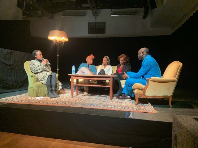 Asmara-Addis Literary Festival (In Exile) 2019 The Shapes of Love Panel.