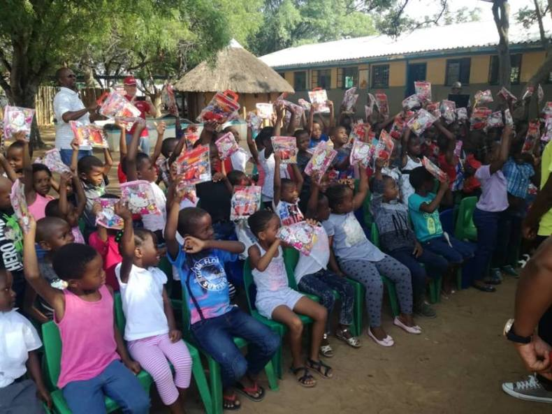 World Read Aloud Day 2019 Botswana.