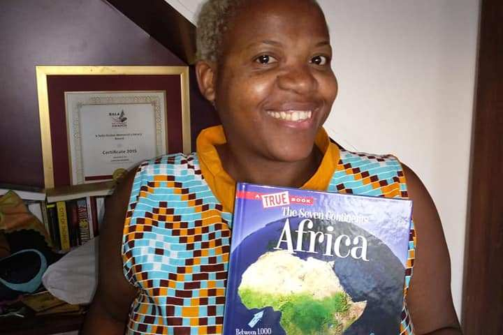 Zukiswa Wanner Africa (A True Book: The Seven Continents)