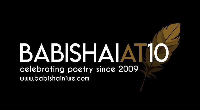 Babishai to celebrate 10th anniversary on World Poetry Day 2019.