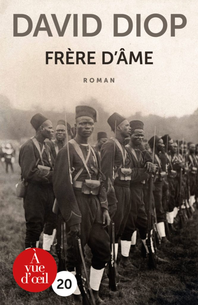 Frere D'ame by David Diop
