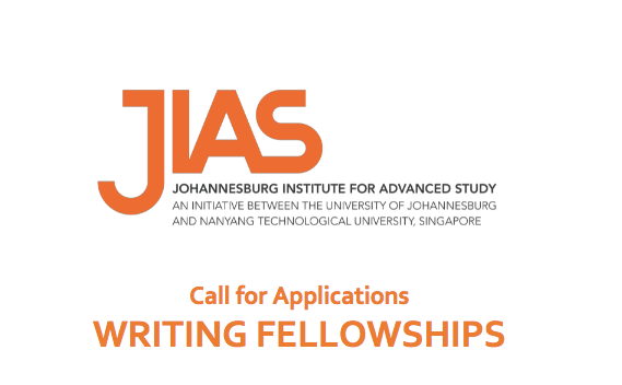 Johannesburg Institute for Advanced Study Writing Fellowships