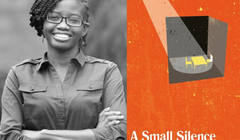 "Jumoke Verissimo's debut novel ""A Small Silence"