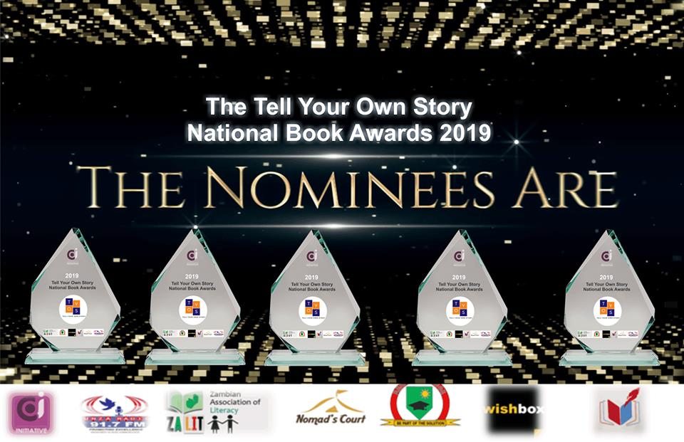 Tell Your Own Story Awards 2019 shortlists