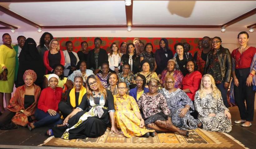 African Women Publishers at PublisHer