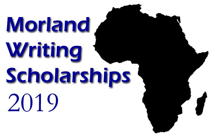 Morland Writing Scholarships for African Writers 2019
