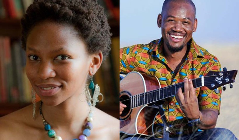 Ngwatilo Mawiyoo, Sereetsi for Goethe's Artistic Encounters on June 26.