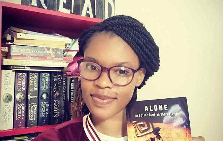 Alone and other Zambian Stories launches
