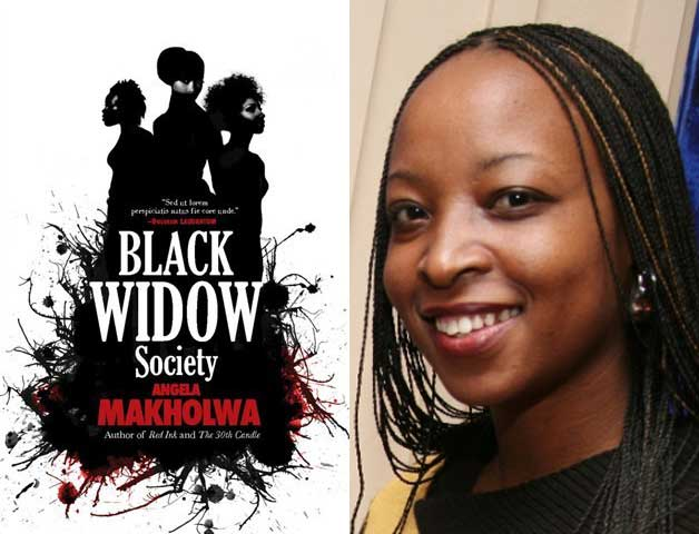 "Angela Makholwa's ""Black Widow Society"""