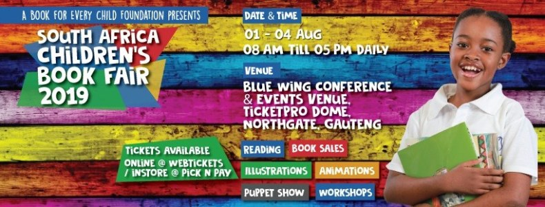 South Africa Children's Book Fair 2019