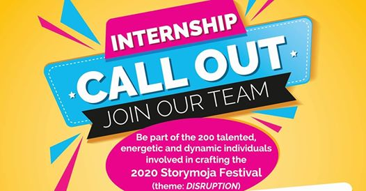 Storymoja Festival 2020 makes callout
