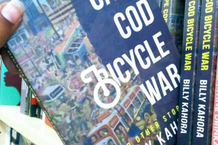 """Review Wednesday: A review of Billy Kahora's """"The Cape Cod Bicycle War And Other Stories."""""""