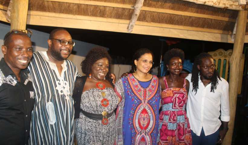 Ghanaian writers for Toni Morrison