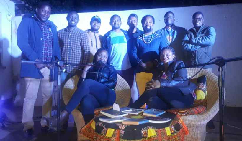 Malawi writers for Binyavanga Wainaina