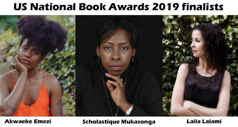 US National Book Awards 2019 finalists