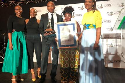 South African Literary Awards 2019 winners announced in Johannesburg.