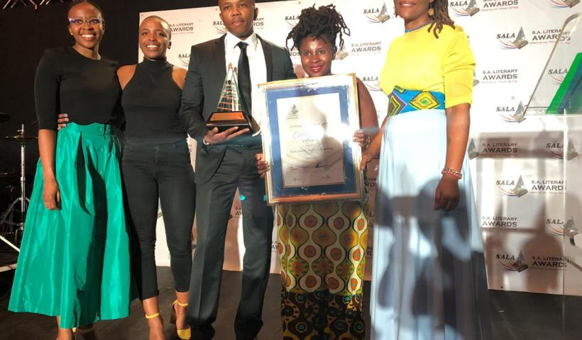 Cyril Lincoln Nyembezi's family receives his posthumous award on his behalf