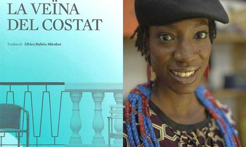 "Yewande Omotoso's ""The Woman Next Door"" now available in Catalan."