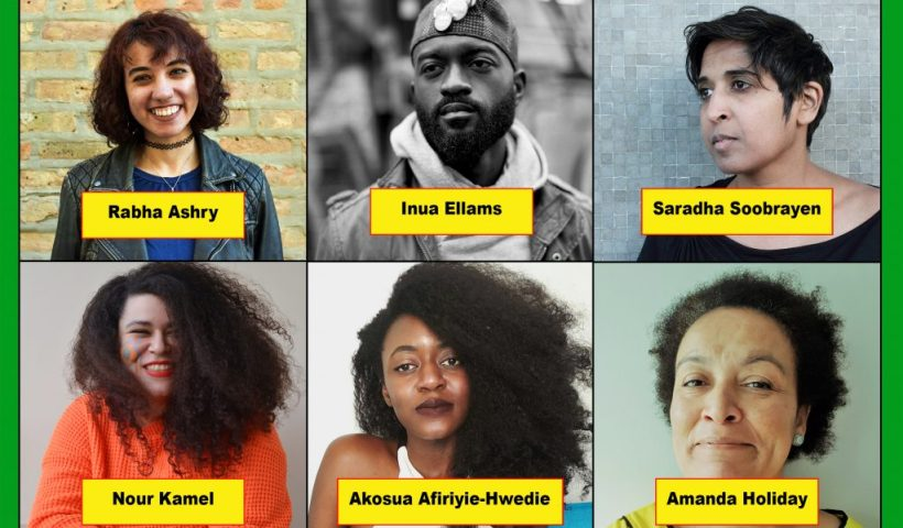 Brunel International African Poetry Prize 2020 shortlist
