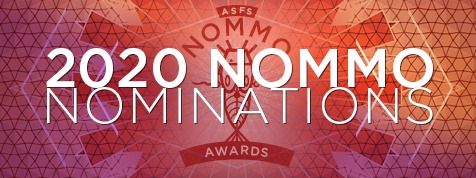 African Speculative Society's Nommo Awards 2020 nominees announced.