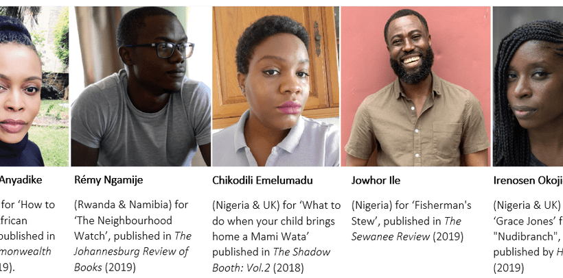 AKO Caine Prize for African Writing 2020 shortlist announced.
