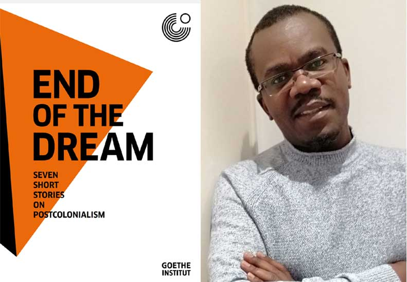 """Eliphas Nyamogo's new anthology """"End of the Dream"""" out now."""