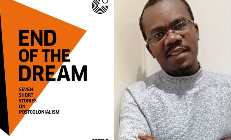 "Eliphas Nyamogo's new anthology ""End of the Dream"" out now."