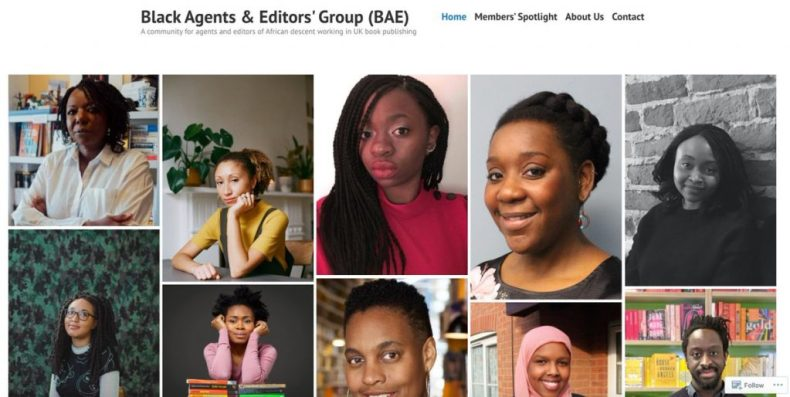 Black Agents & Editors Group