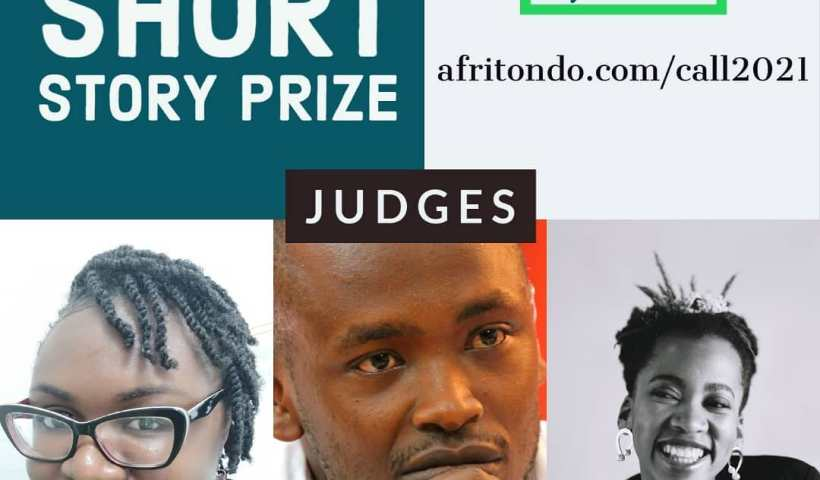 Afritondo Short Story Prize 2021 judges