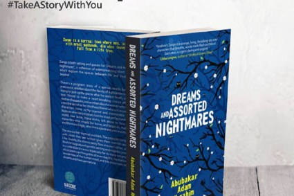 Abubakar Adam Ibrahim's 'Dreams and Assorted Nightmares' for One Read in January 2021.