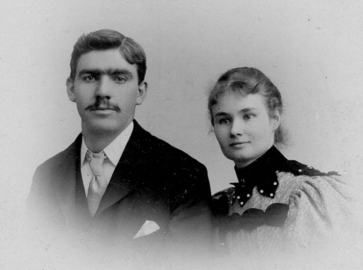 Jennie Borthwick and John R Thomas