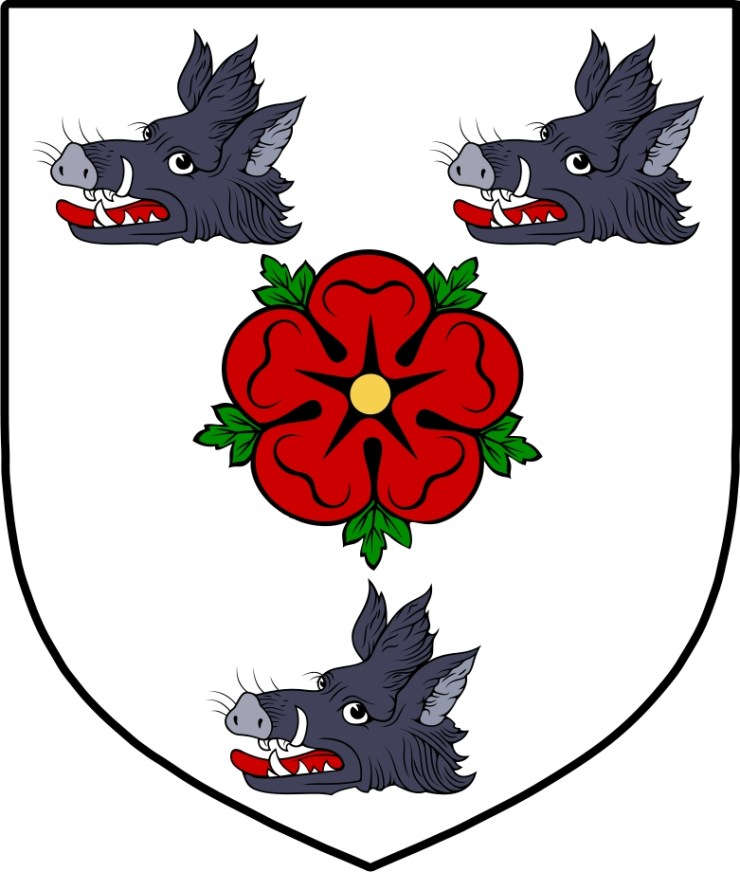 Barton Family Crest
