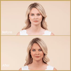 James Read Coconut Water Tan Mist (Face) Before & After