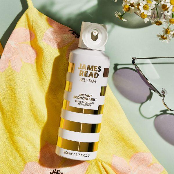 James Read Instant Bronzing Mist Fake Tan