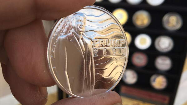 2020 Donald Trump .9999 Fine Silver Challenge Coin - These 2020 Trump silver rounds are minted in the USA using .9999 pure silver. Your purchase and investment* supports the continuing work of #JamesRedPillsAmerica, as well as the Trump Agenda (as you know, JRPA is a staunch supporter of POTUS Trump's agendas and policies).