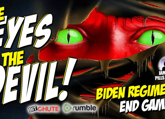 Eyes Of The Devil! Biden Regime's 'Border Crisis' Revealed & The Dark World of Child Trafficking & Organ Harvesting