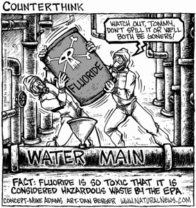 Fluoridation Increases Lead Leaching