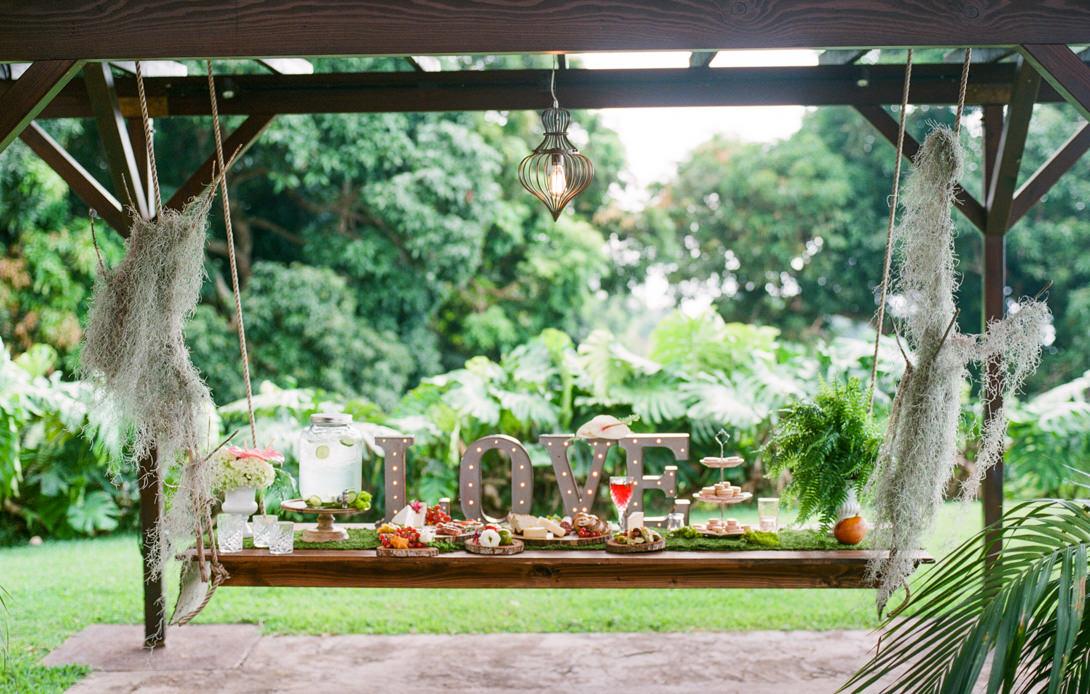 Holualoa Inn Wedding Styled Shoot Hawaii Wedding