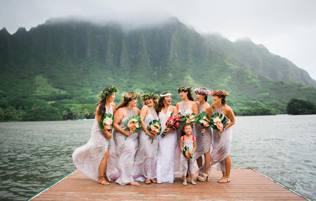 Kau I Amp John Kualoa Ranch Oahu Hawaii Wedding Photographer James Rubio Big Island Kona