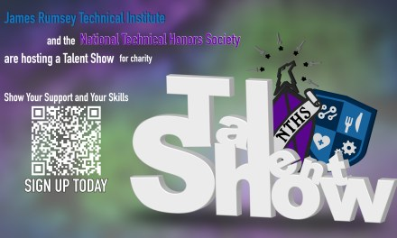 2017 NTHS Talent Show Signup