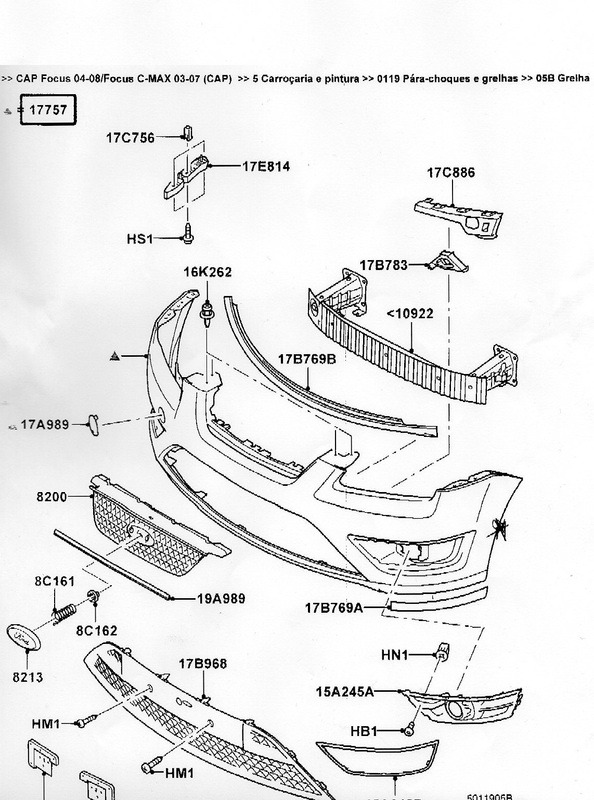 Ford Focus Body Parts Uk