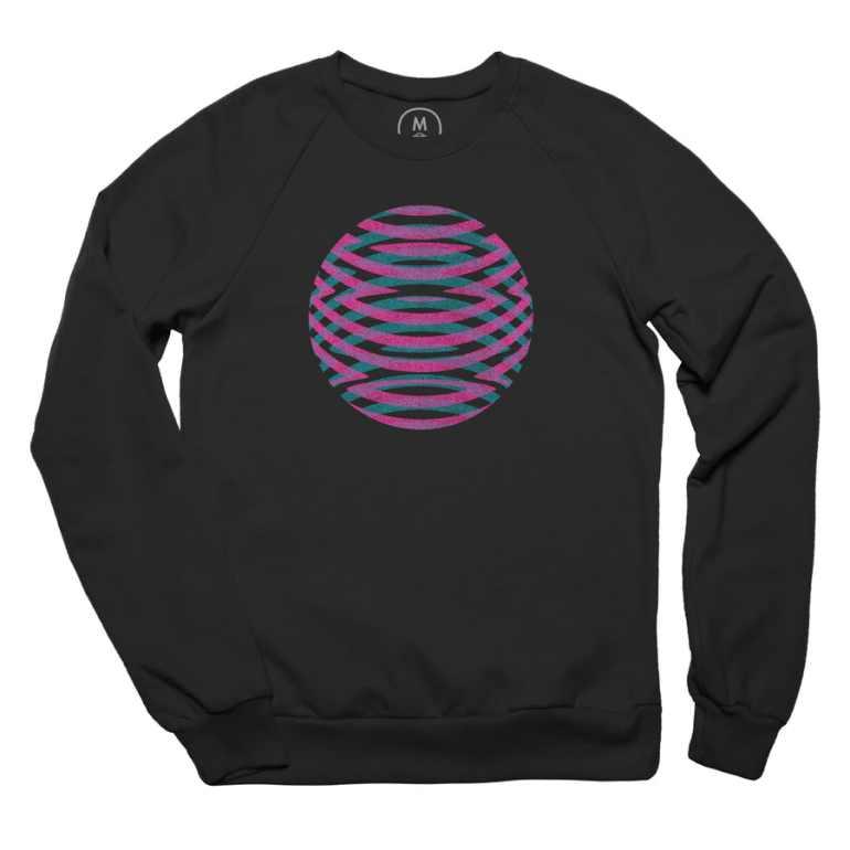 Hypersphere Tri-Blend Eco True-Black