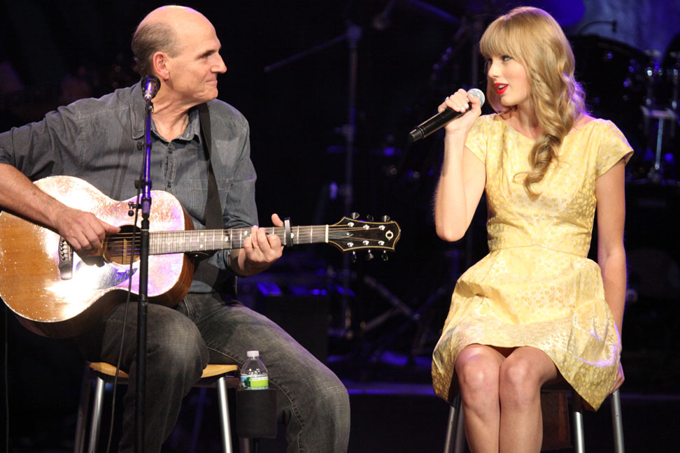 L4LM James Taylor Swift A Songwriting Love Story