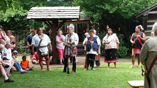 Cherokee Heritage Day 2014