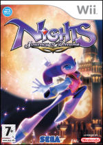 NiGHTS: Journey of Dreams Box Art