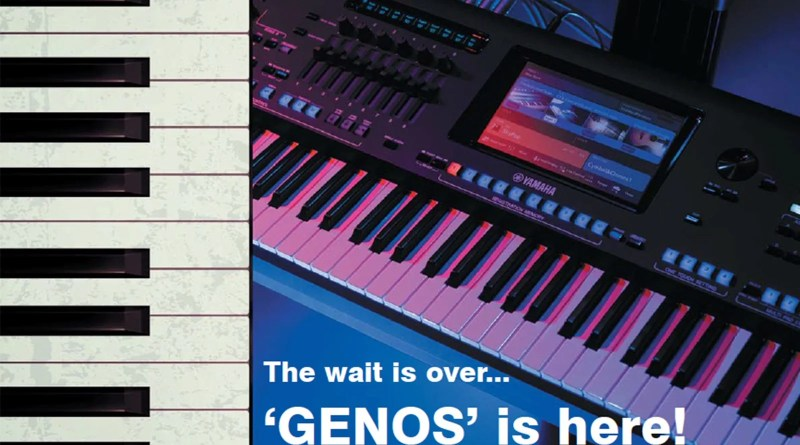 The Yamaha Club Probe Genos Backwards Compatibility with Tyros